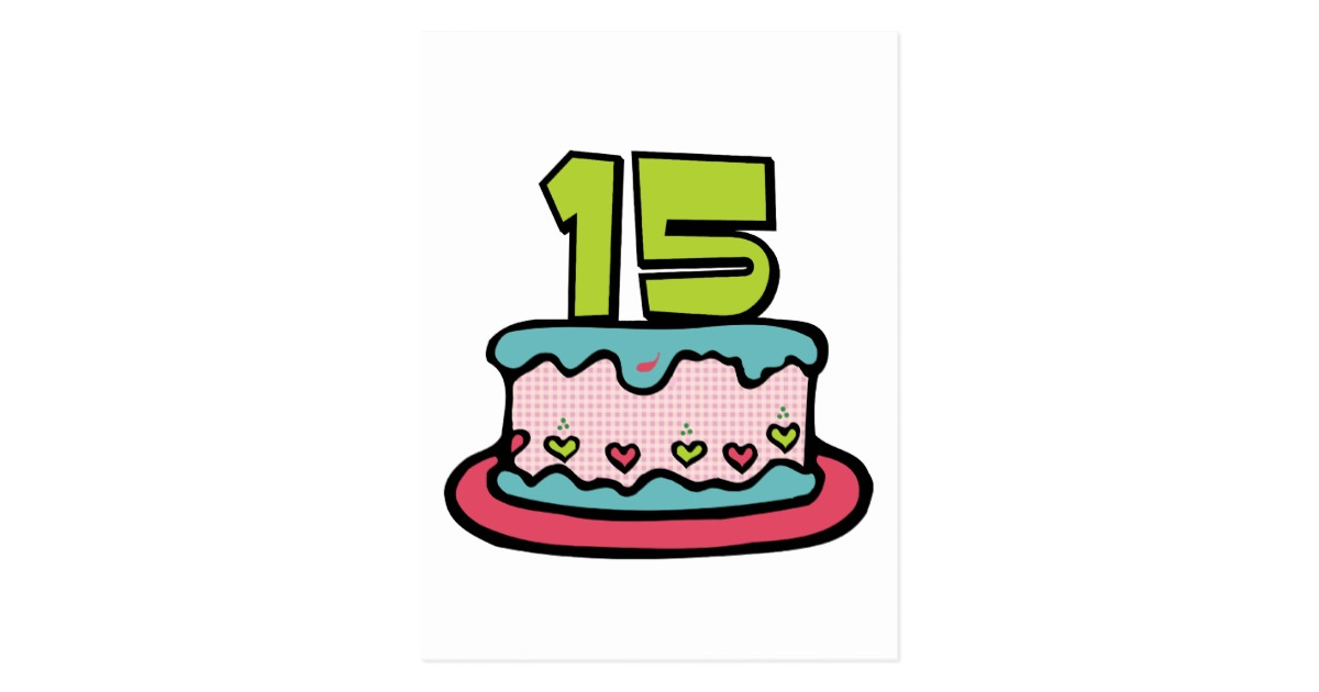 15 Yr Old Birthday Party.