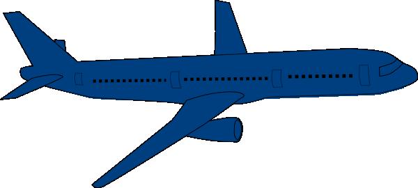 Green Airplane Clip Art.