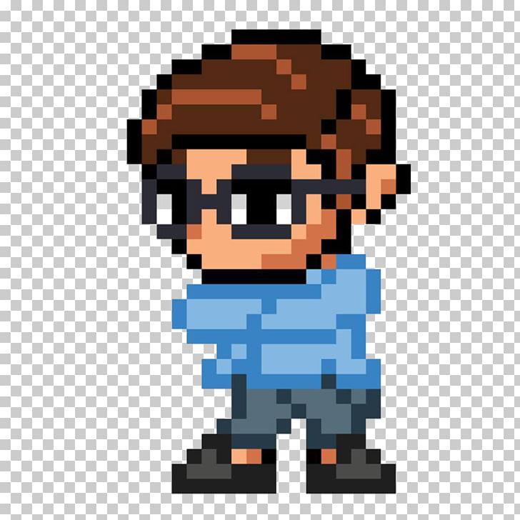 Pixel art 16.