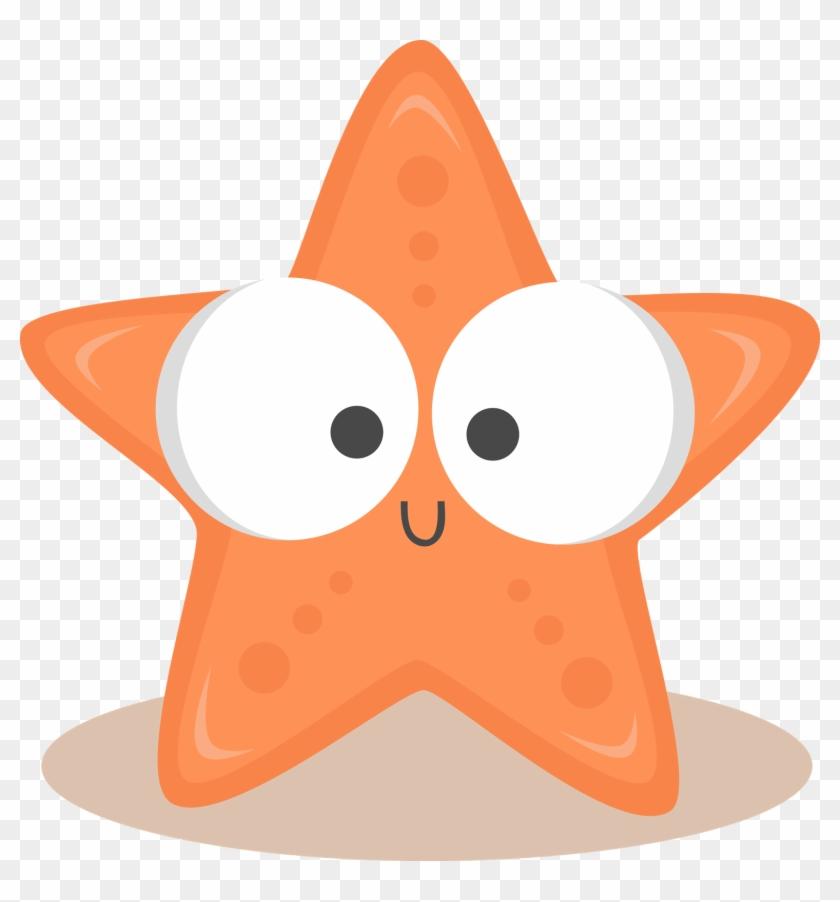 Good Free Starfish Clipart 22 1559 X 1600.
