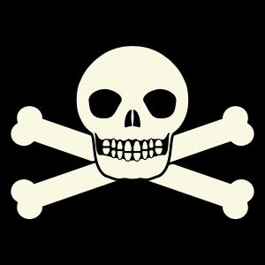 Skull Clipart, vector clip art online, royalty free design.