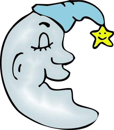 Image of Moon Clip Art #1650, Space Clip Art Images Free For.