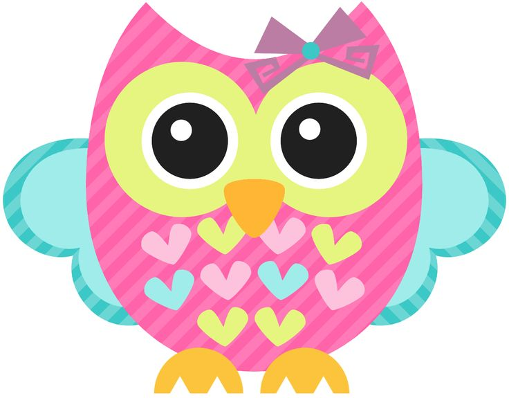 Owl ruja on owl clip art owl and pink owl.