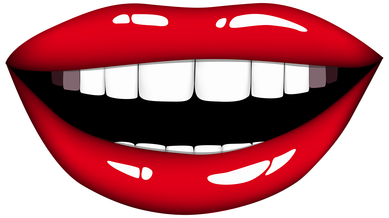 Mouth clip art.