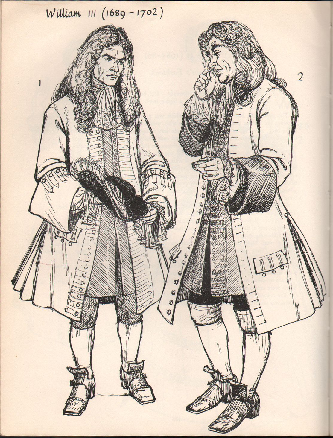 Early 1700's Men's Fashion. #MensFashionCountry.