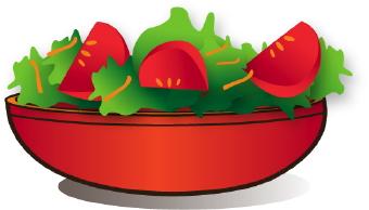 Best Salad Clipart #1693.