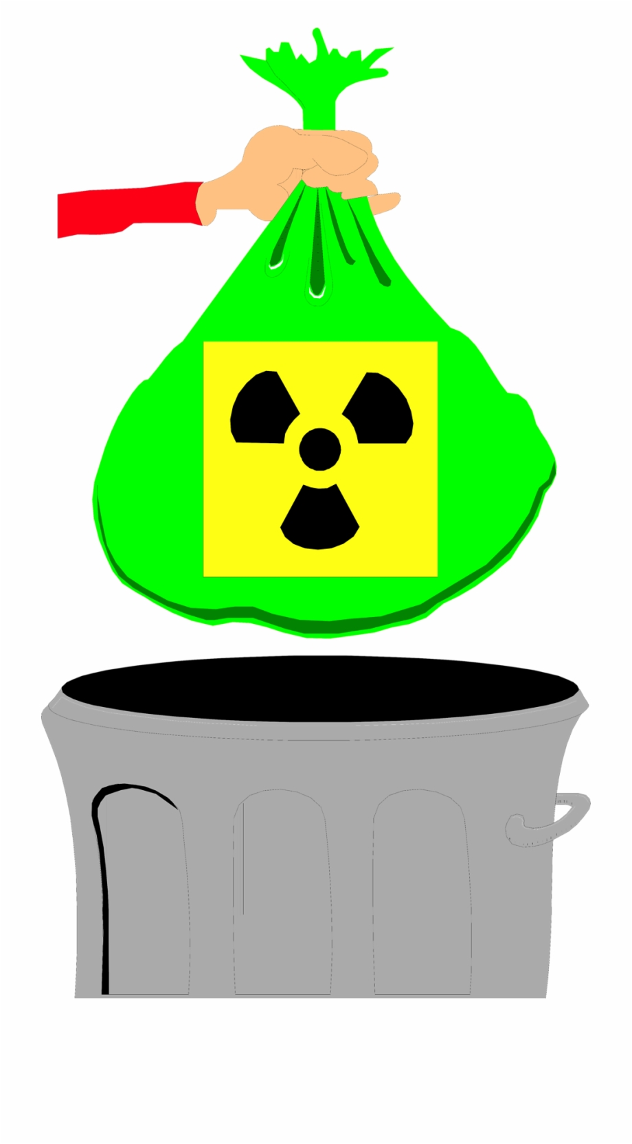 Nuclear Clipart Toxic Waste.