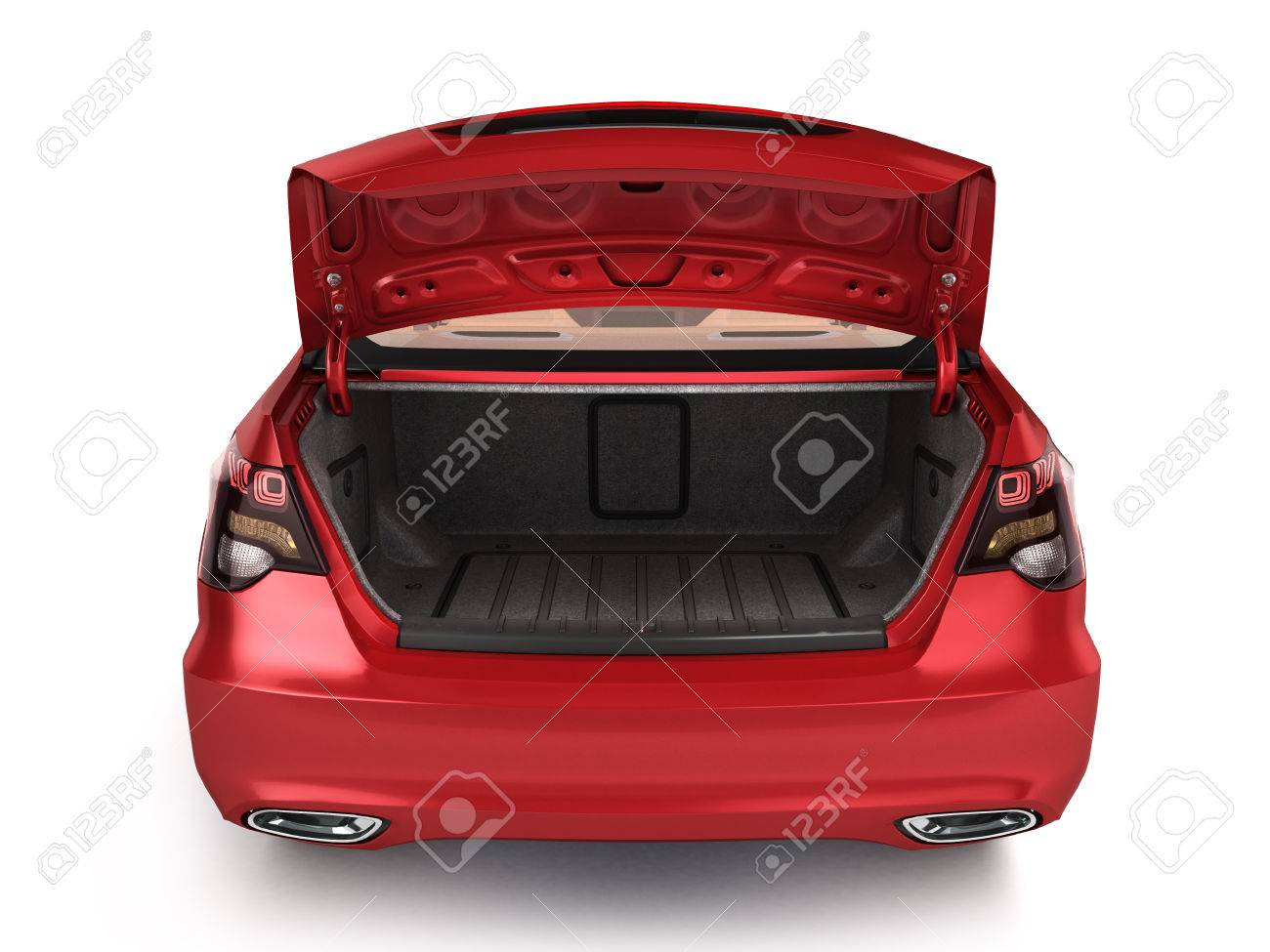 1,693 Car Trunk Stock Illustrations, Cliparts And Royalty Free Car.