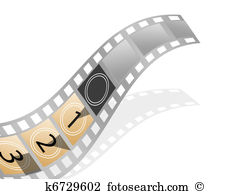 16mm Clip Art Vector Graphics. 11 16mm EPS clipart vector and.