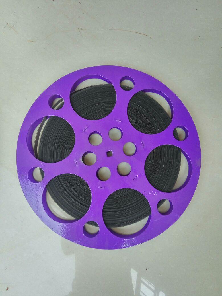 old film clip, decorative film clip, art film clip. Old film.