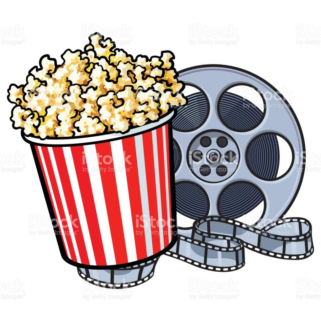 Movie Reels Clipart.