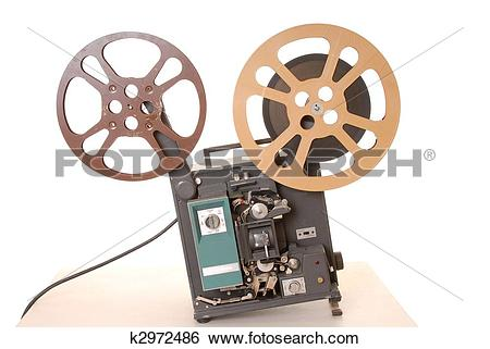 Stock Images of Film Projector 16MM k2972486.