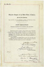 Sixteenth Amendment to the United States Constitution.