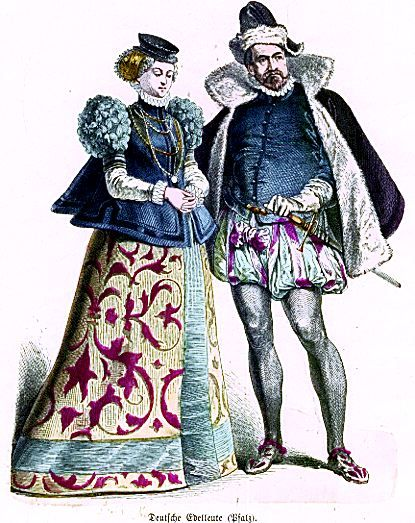 17 Best images about Costume: 16th Century on Pinterest.