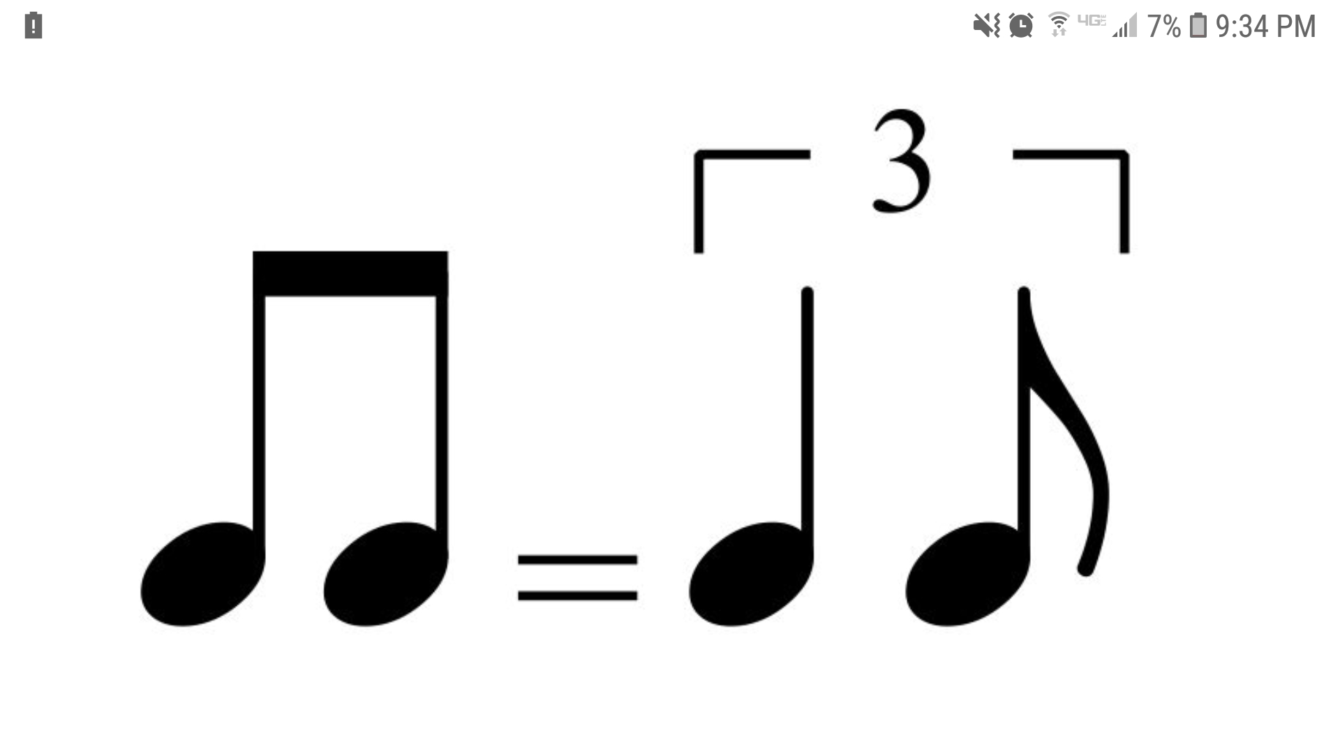 Can someone explain to me why swing affects 16th notes.