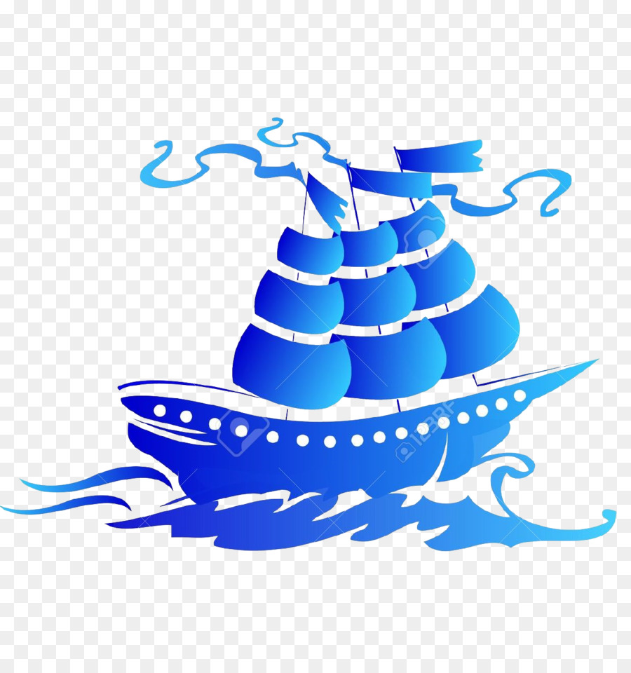 Sailing ship Clip art.