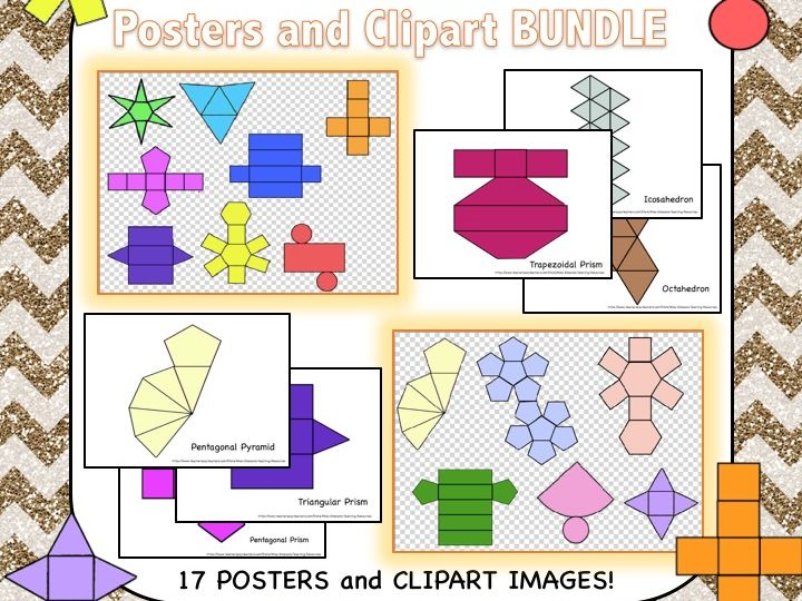 3D Nets Posters.