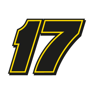 17 Matt Kenseth vector logo.
