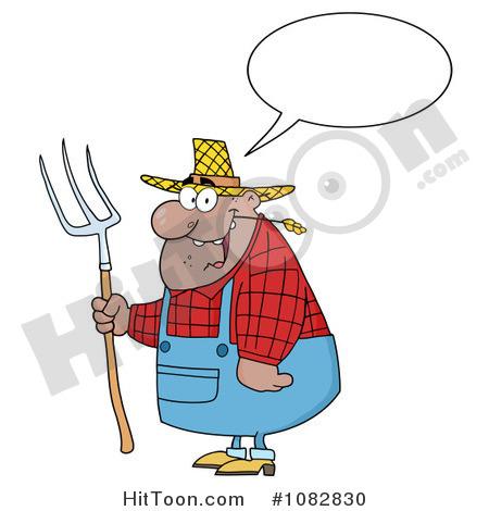 Farmer Clipart #170.