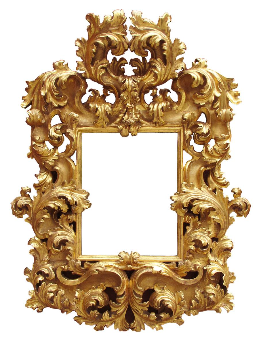 A Palatial and Museum Quality Italian 18th Century Florentine Rococo.