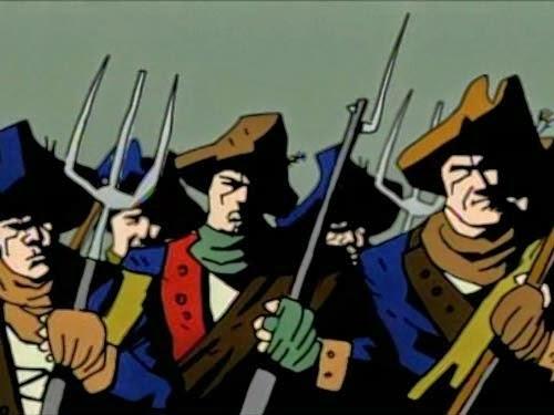 Shays Rebellion Clipart Colonial America 1700 To 1800 C E  #ANo4tu.