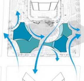 Ole Scheeren Reveals Singapore Towers Design.