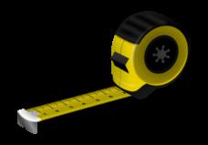 Fuel Tank Meter Vector.