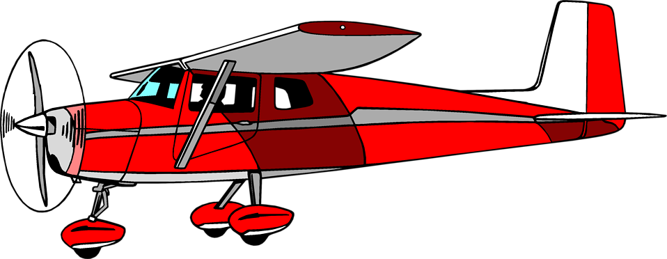 Cessna Clip Art.