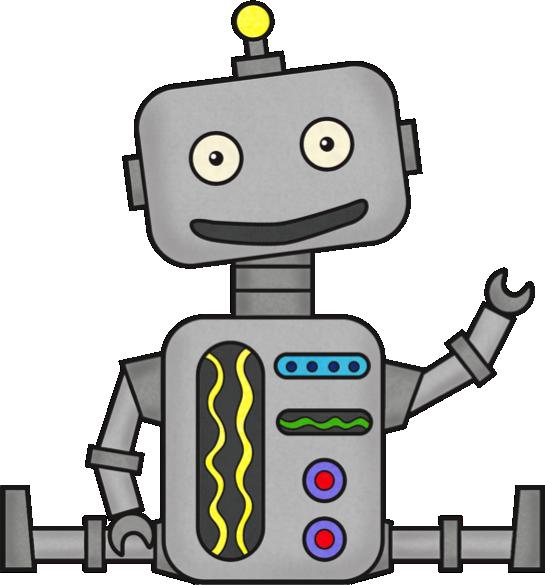 Robotics Clipart #172.