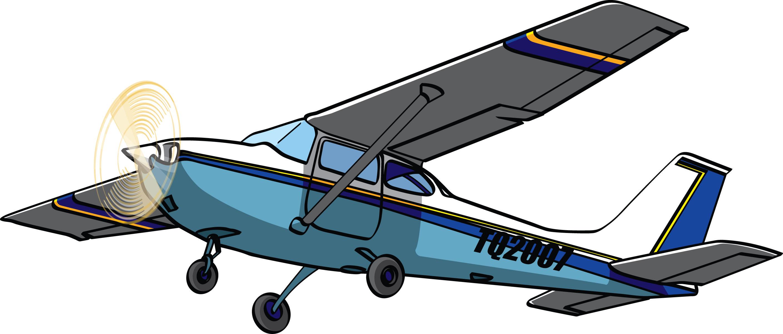 Cessna clipart.