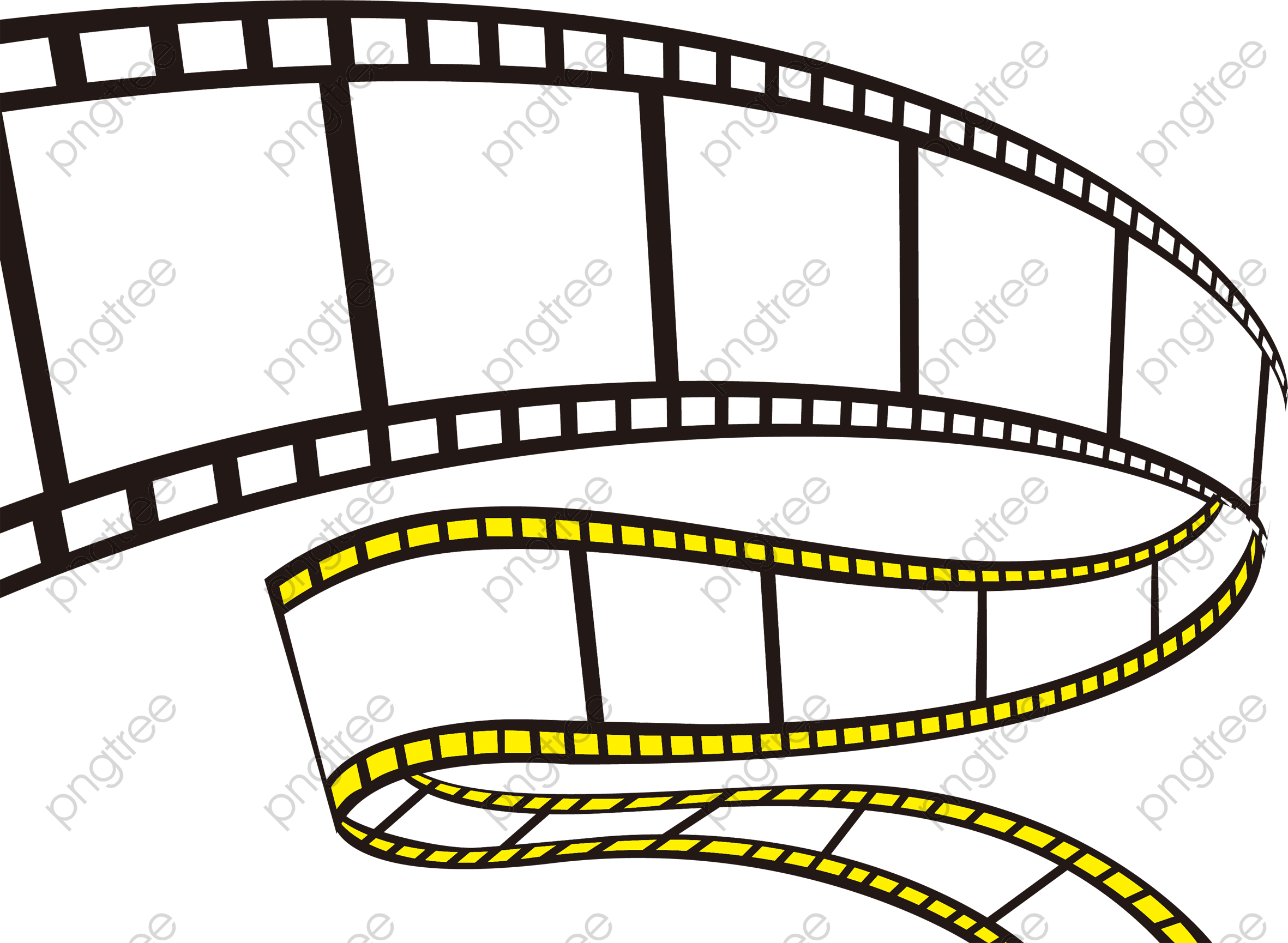 Transparent film PNG Format Image With Size 2362*1730 Preview Page.