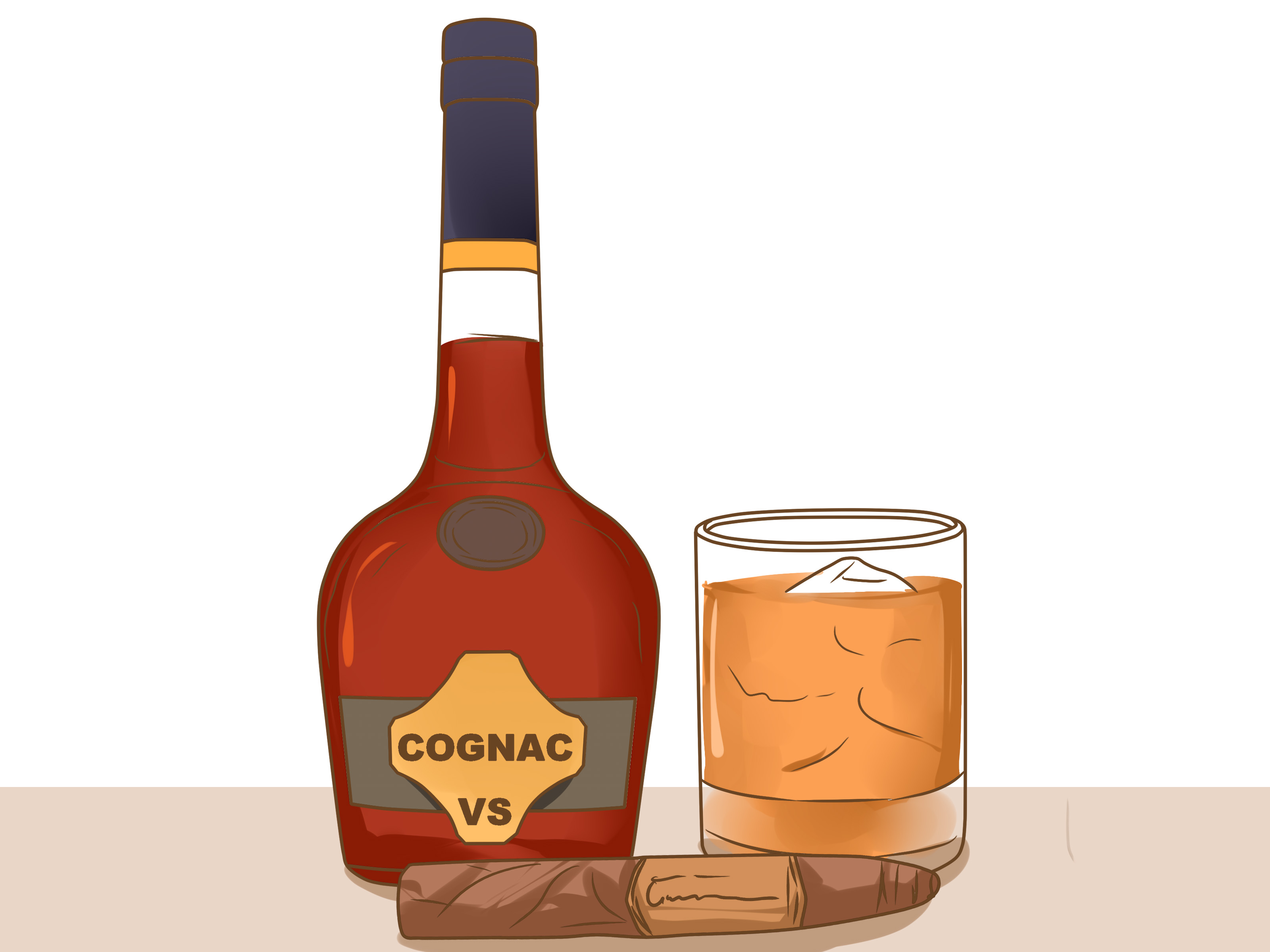 4 Ways to Drink Cognac.