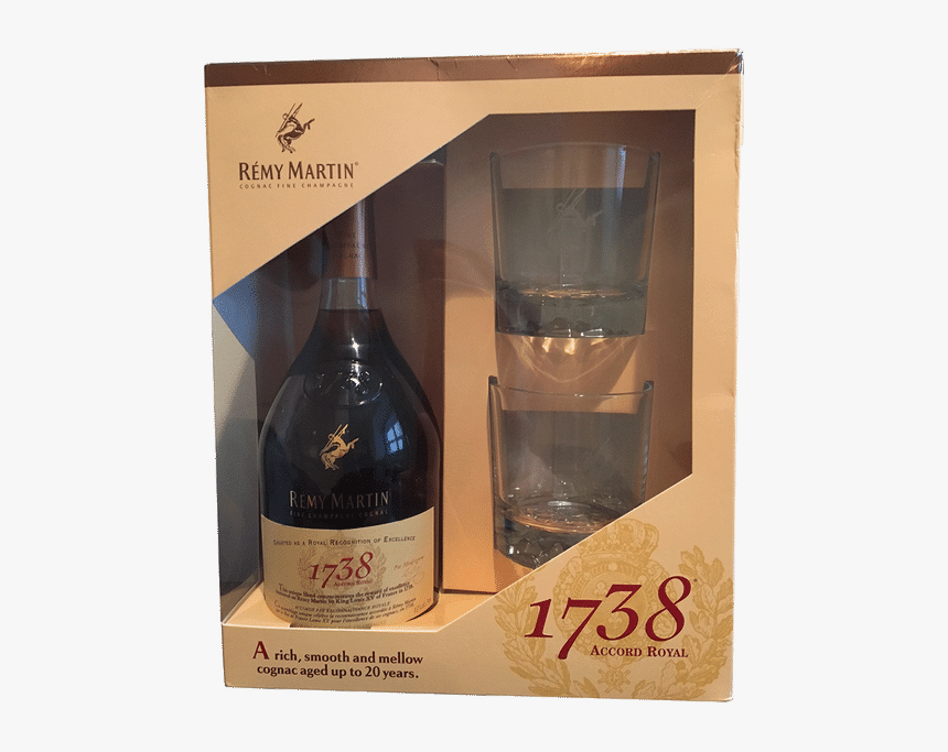Remy Martin 1738 Gift.