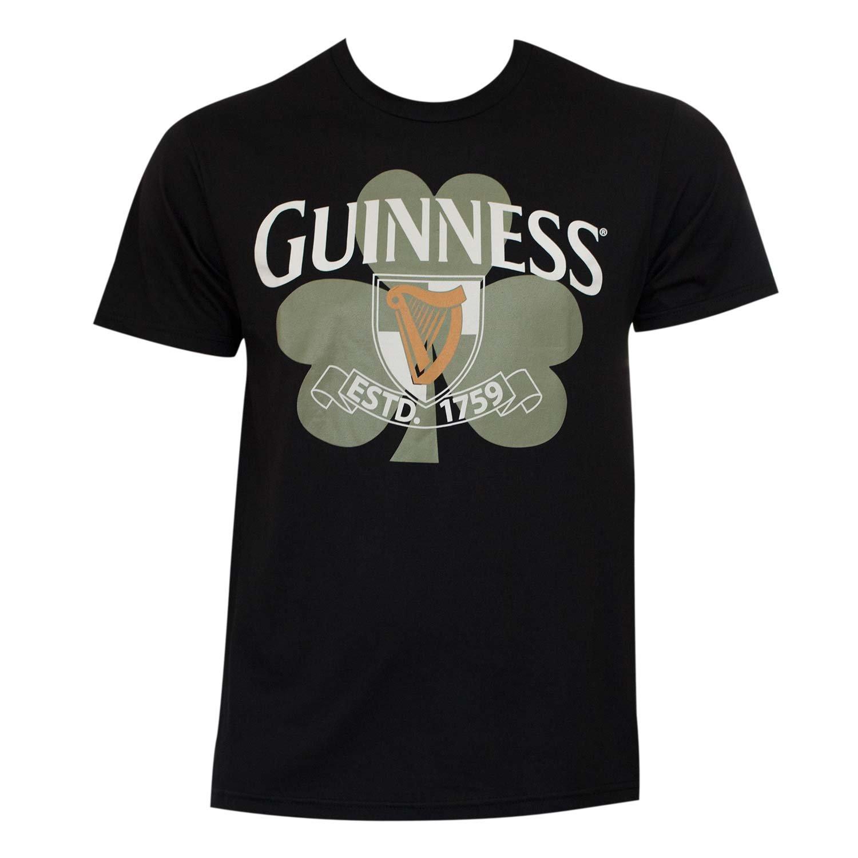 Amazon.com: Mad Engine Guinness Established 1759 Logo T.