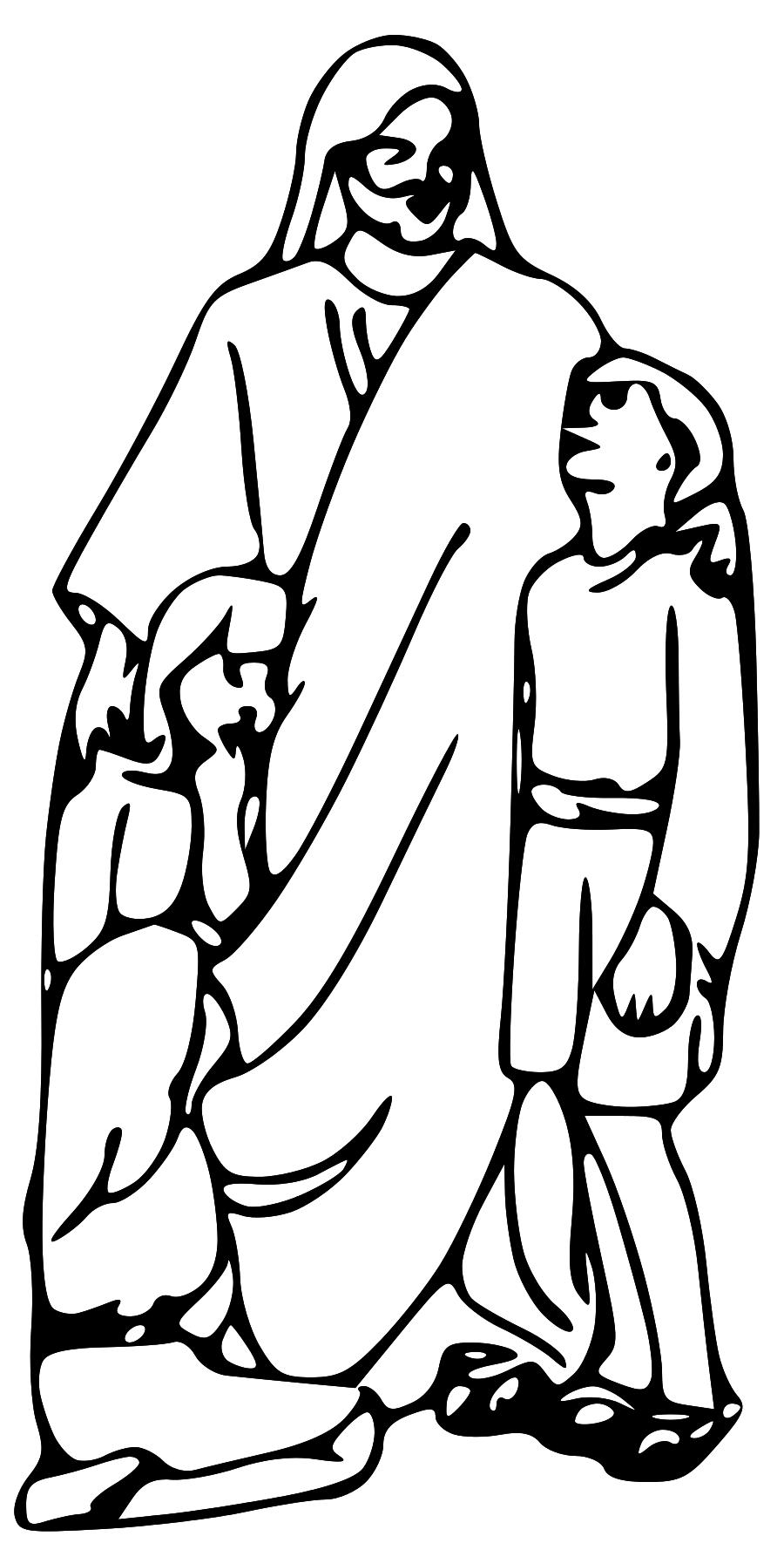 Free LDS Clip Art Atonement.