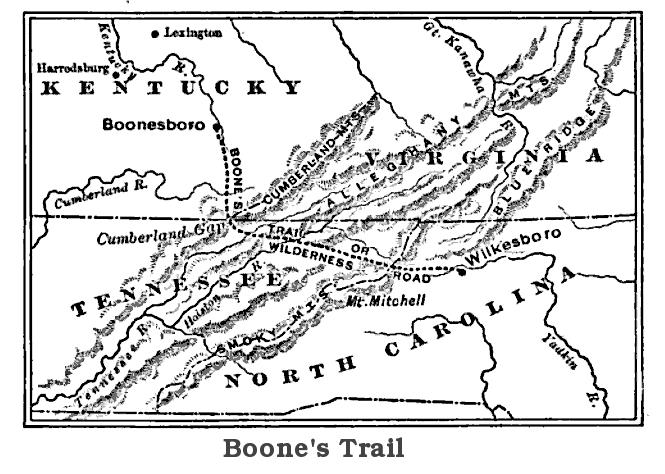 Daniel Boone Clip Art Download.