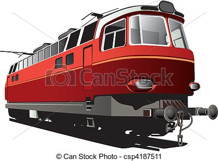 Electric train Vector Clipart EPS Images. 1,784 Electric train.