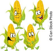 Sweet Corn Clipart.