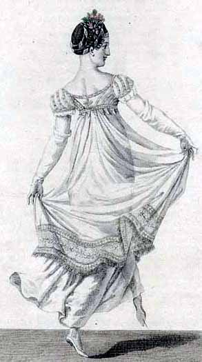 Regency Fashions for Ladies, Vintage Victorian.