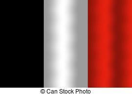 Roman republic flag in 1798 Clipart and Stock Illustrations. 6.