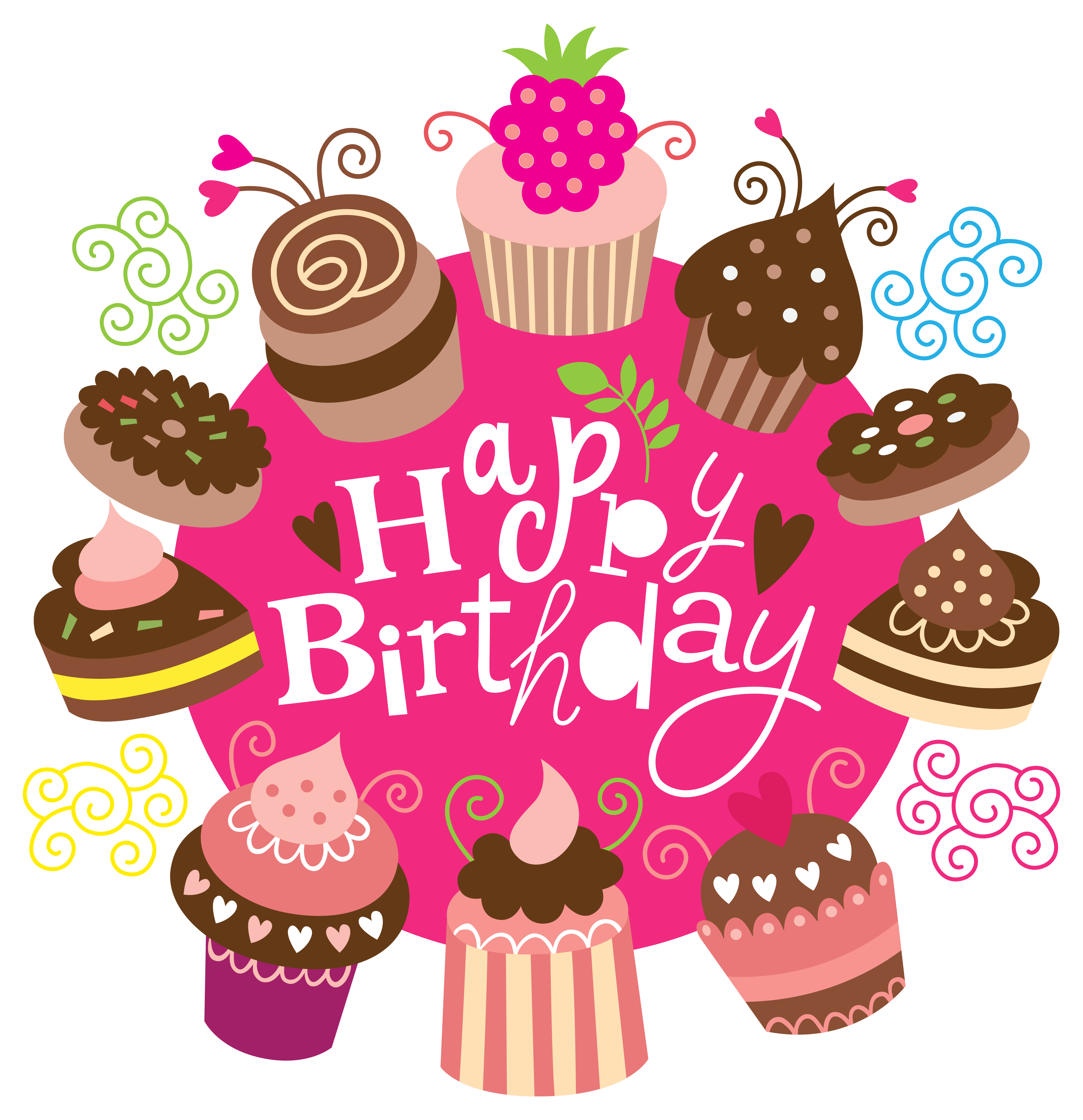 Free Birthday Clipart Image.