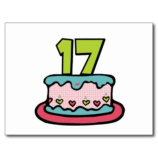Free 17 Birthday Cliparts, Download Free Clip Art, Free Clip.
