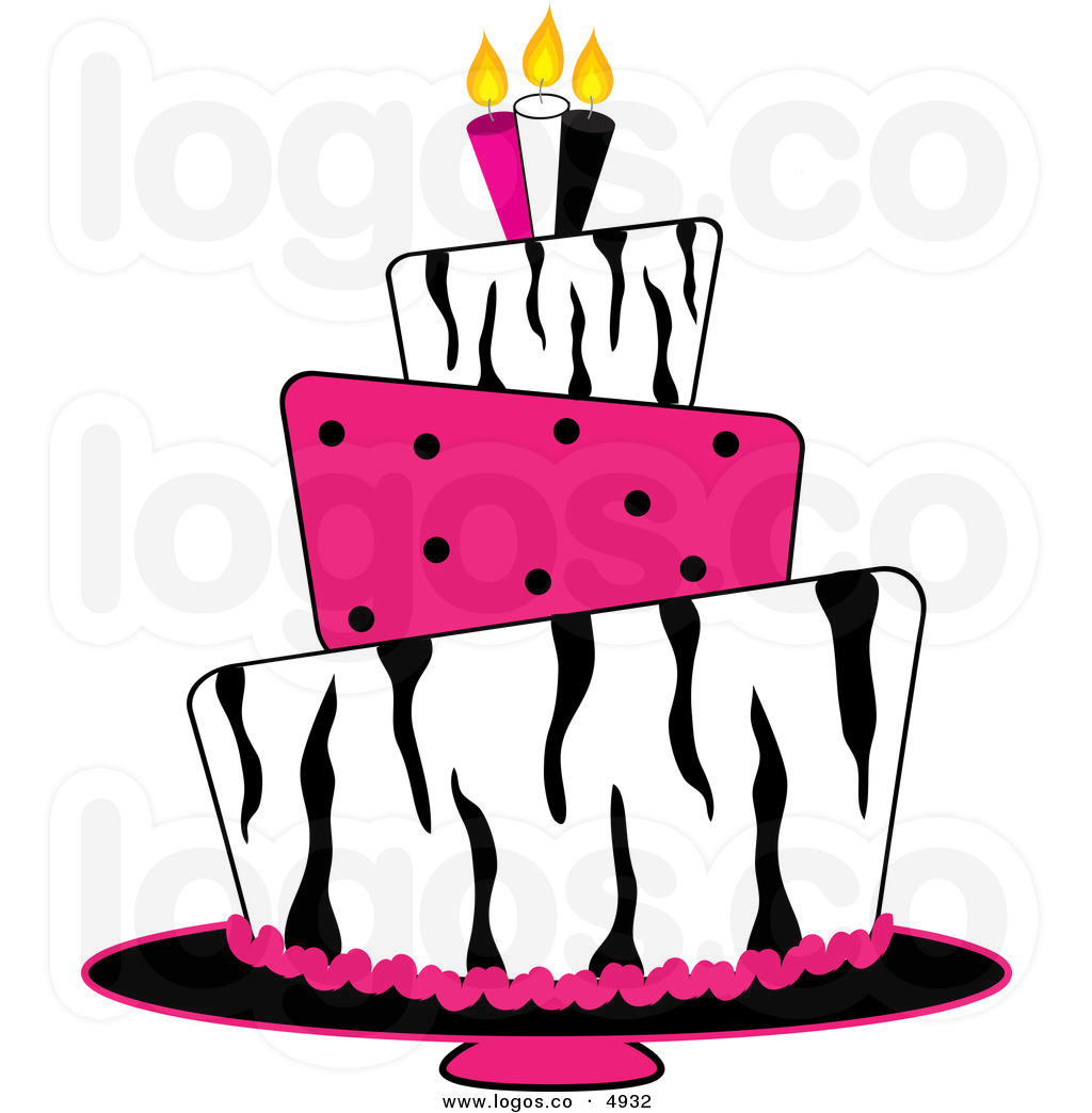 Birthday Cake Clip Art, Download Free Clip Art on Clipart Bay.