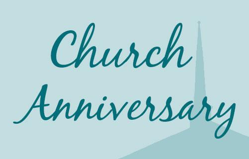 48+] Church Anniversary Wallpaper on WallpaperSafari.