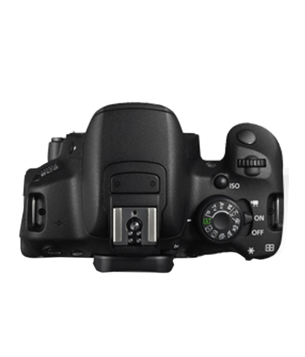 Canon EOS 700D with 18.