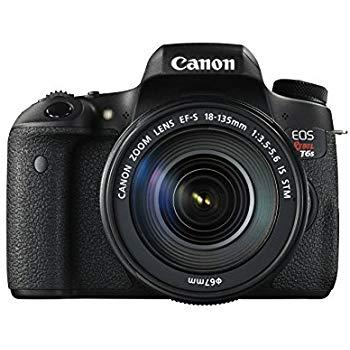 Amazon.com : Canon EOS 80D Digital SLR Kit with EF.