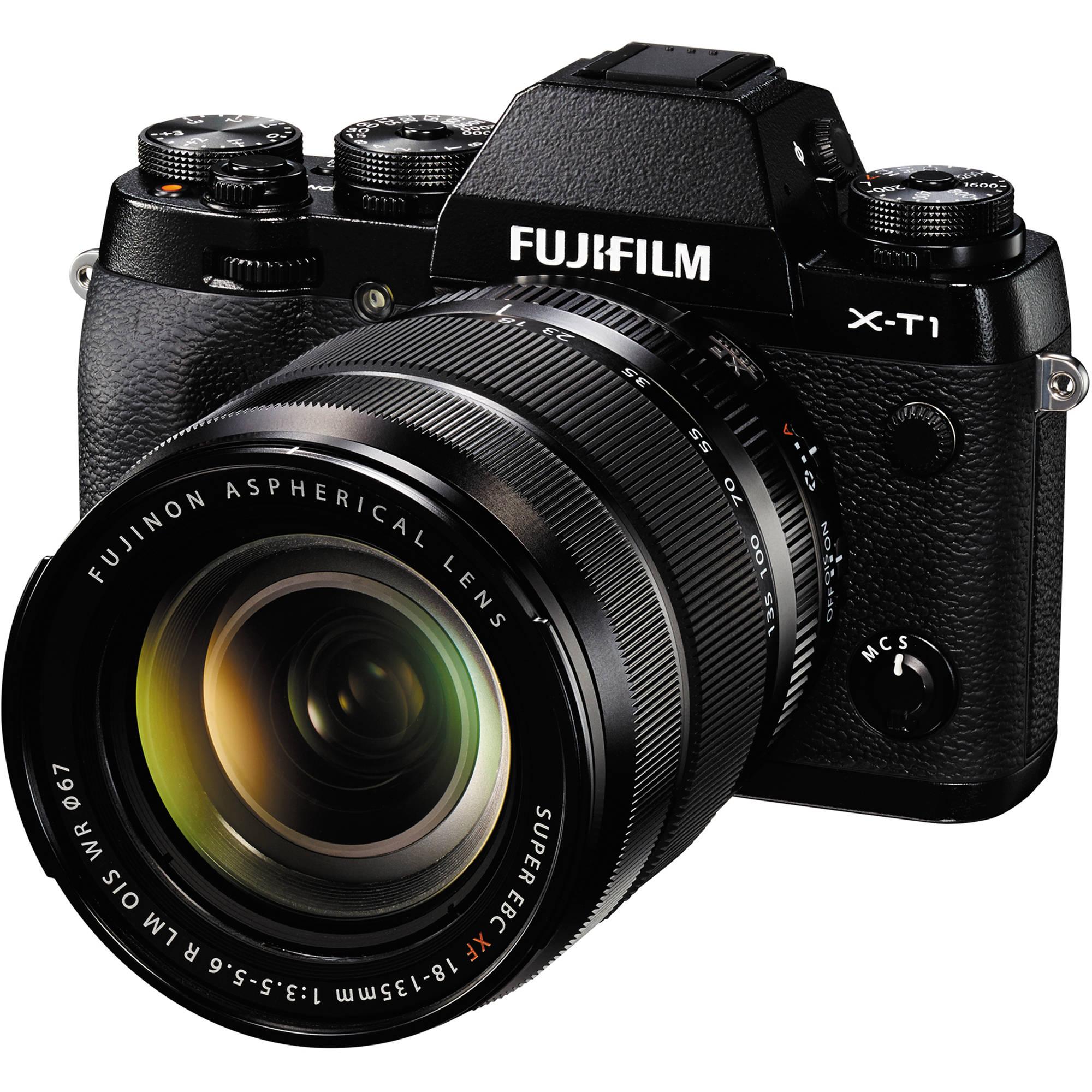 Fujifilm X.