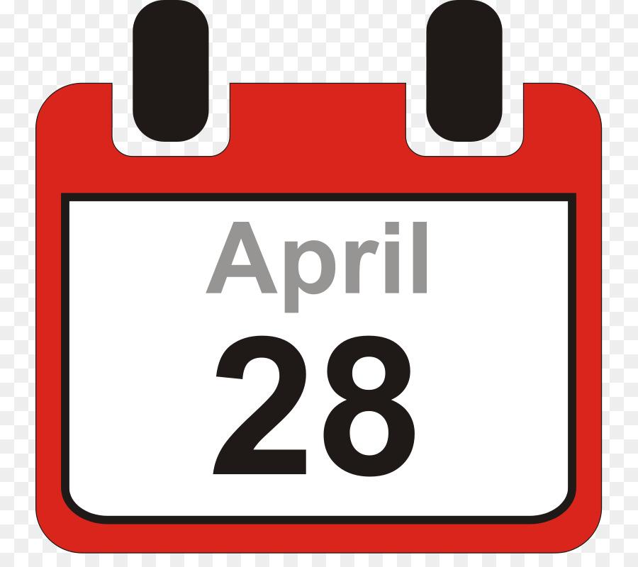 Calendar date Time Clip art.