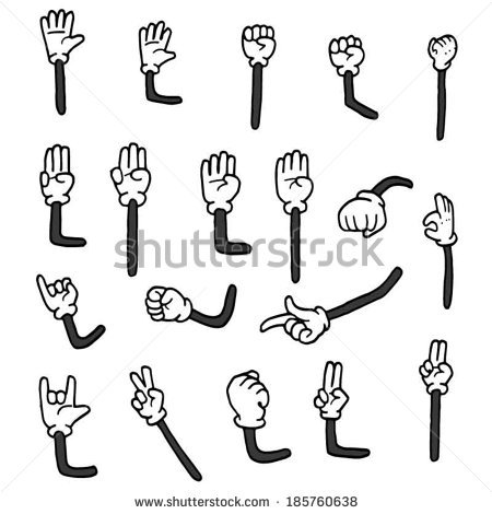 Showing post & media for Cartoon arms clipart.