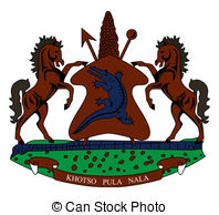 Lesotho coat of arms Clipart and Stock Illustrations. 18 Lesotho.